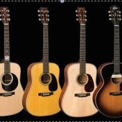 Martin κιθάρες
