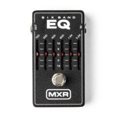 SIX BAND GRAPHIC EQ M109