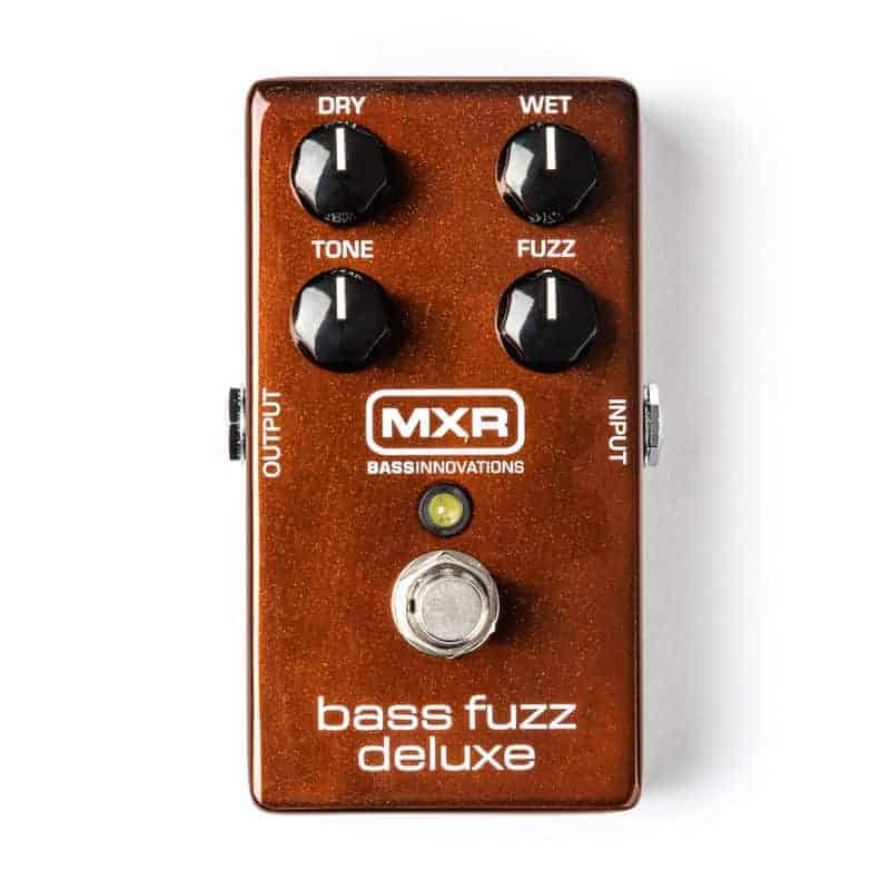 BASS FUZZ DELUXE M84