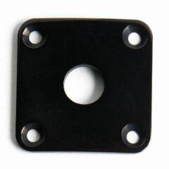 Black Metal Jackplate AP-0633-003