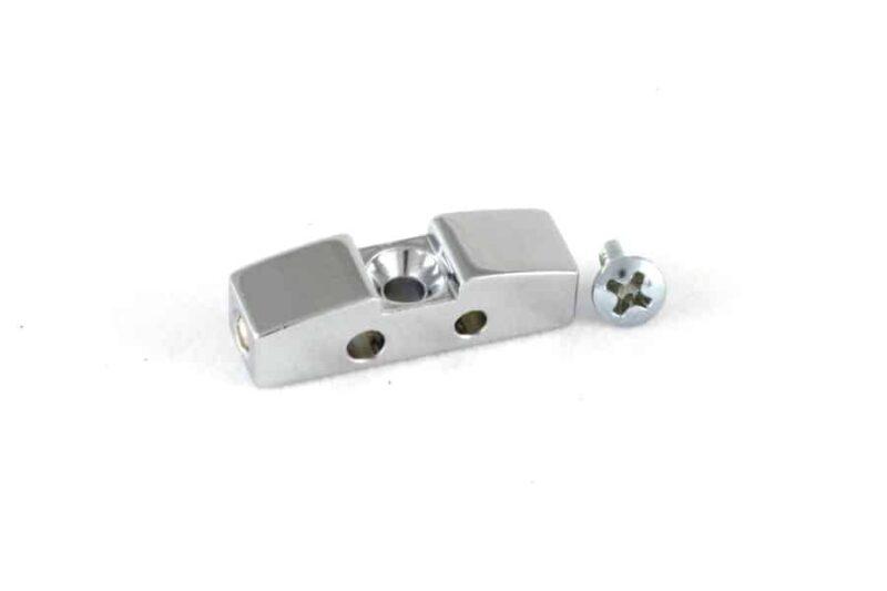 Schaller 233 Chrome Wrench Holder AP-0645-010