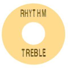 Cream Plastic Rhythm AP0663-028