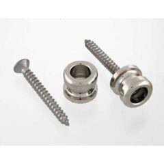 AP0682-001 NICKEL STRAP BUTTONS