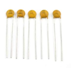 .01 MFD Capacitors EP0061-000