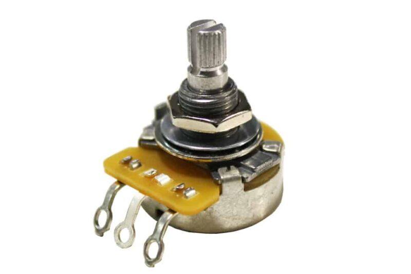 CTS 500K Split Shaft Audio Pot EP0086-000