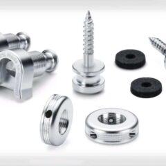 Nickel Strap Locks  AP0681-001
