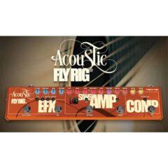 Tech 21 Acoustic Fly Rig πολυεφέ ακουστικής κιθάρας