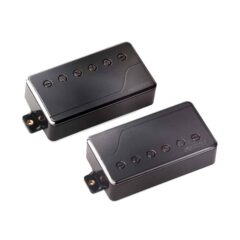 CHB-SB2 Set_Classice_HumbuckingBlack Nickel