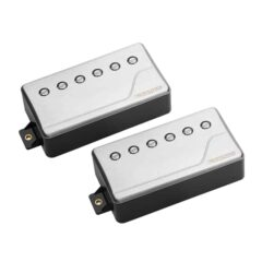 CHB-SR2 Set_Classice_Humbucking BRUSHED Stainless