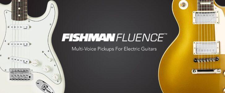 Παρουσίαση μαγνητών ηλεκτρικής κιθάρας Fishman Fluence